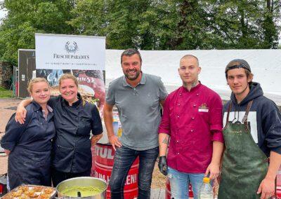 Chefs Battle 2021, Moto Soul Resort, Mutzschen